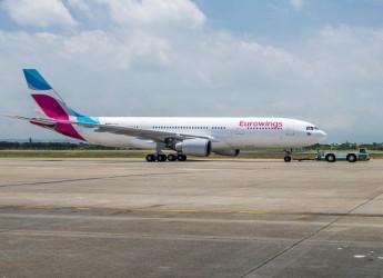 Italia & Mondo. La nuova compagnia Eurowings si prepara ai suoi primi voli a lungo raggio, a novembre 2015 i primi decolli.