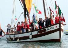 Cesenatico. Festa di Garibaldi, nel week end la rievocazione dell'imbarco dell'eroe dei due mondi avvenuto il 2 agosto 1949.