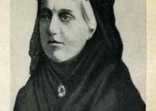 Forlì. I mazziniani forlivesi ricordano la figura di Giorgina Saffi nell'anniversario della morte avvenuta il 30 luglio 1911.