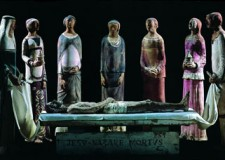 Longiano. Le opere di Ilario Fioravanti al Museo d'Arte Sacra, il famoso 'Compianto' sarà in trasferta per essere esposto a Rimini.