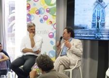 Milano. Ad Expo, Philippe Daverio propone un progetto umanitario che educhi alla bellezza e salvi l'Italia centrato sull'educazione alla cultura.