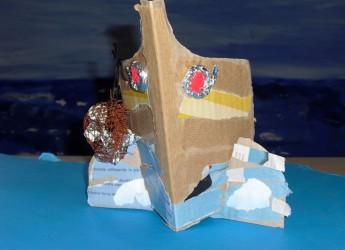 Cesenatico. Nuovo appuntamento con il laboratorio artistico manuale 'Faccia da Cidia'. Un evento per giocare con il mare e le emozioni.