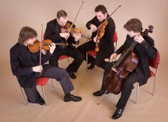 Ravenna. Al Chiostro della Classense l'integrale dei quartetti per archi di Béla Bartók per Ravenna Festival.