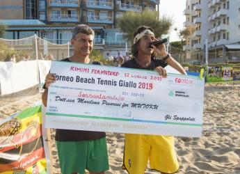 Rimini. Rimini for Mutoko, al torneo benefico più grande d'Italia raccolti 60mila euro, cifra che ha superato ogni aspettativa.