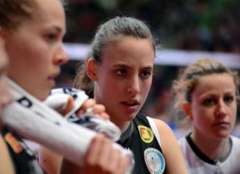 Forlì. Dopo l'infortunio al ginocchio dello scorso marzo Sara Ceron è pronta a indossare di nuovo la maglia della Volley 2002.