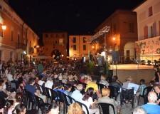 Bagnara di Romagna. Sorrisi e divertimento in piazza Marconi per le selezioni del 50° Zecchino d'oro.