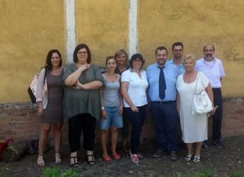 Ravenna. Sopralluogo nel forese per esaminare il patrimonio pubblico disponibile in vista della futura apertura della Casa della Salute.