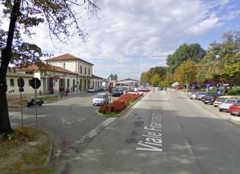 Lugo. Al via i lavori per la realizzazione della rotatoria della stazione ferroviaria. Intervento inserito per l'innalzamento del livello di sicurezza della circolazione stradale.