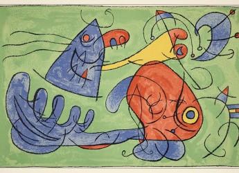 Riccione. Va in scena il 'Big friday Riccione', la danza e il trionfo dei colori dipinti da Miró approderà poi al Porto di Riccione.
