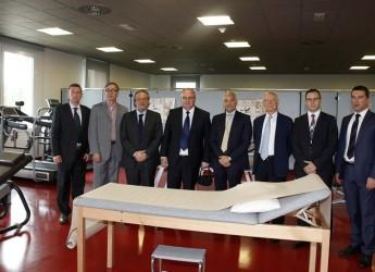 Ravenna. A Ravenna 33 la visita del Ministro della salute della Repubblica Serva di Bosnia ed Erzegovina.