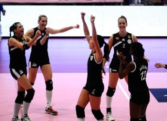 Forlì. La volley 2002 ha ufficializzato la richiesta d'iscrizione al campionato di pallavolo serie A2 femminile.