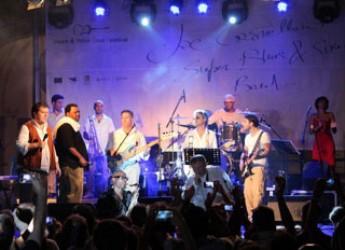 Ravenna. Inaugura la 13ma edizione del Blues & Wine Soul Festival con il concerto di Joe Castellano.