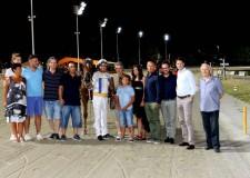 Cesena. All'ippodromo si è corso il 'Premio Aren Electric Power', in scena sette esponenti della leva 2011 pronti a sfidarsi sulla distanza del miglio.