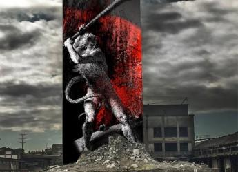 Ravenna. Darsena Open Show nel segno di Dante con le suggestioni dell'artista visivo Andrea Bernabini. Appuntamento lungo il canale Candiano.