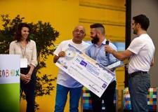 Faenza. Antonio Corapi, studente ISIA, il migliore su oltre 200 partecipanti al contest della casa farmaceutica Angelini.