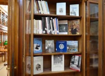 Faenza. Alla scoperta dei globi del Coronelli con una visita guidata in biblioteca.