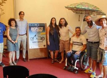 Rimini. Presentata la seconda edizione di 'Bici pazze senza frontiere', una festa dedicata alla due ruote. Spazio alla fantasia nel creare originali mezzi.