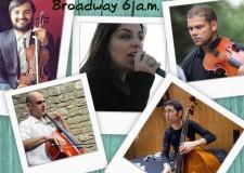 Cesenatico. Concerto all'alba di ferragosto per i 'Broadway 6 a.m.', una passeggiata musicale nel mondo del musical americano.