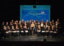 Riccione. La San Marino Concert Band e il coro Perla Verde omaggiano la tradizione marinara con il concerto – spettacolo '…e noi del mare'.