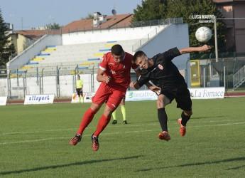0-0 con la Maceratese, il Santarcangelo passa il turno in Coppa Italia
