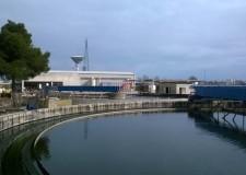 Cesenatico. Proseguono secondo i programmi i lavori di Hera per il potenziamento del depuratore cittadino. Un investimento di oltre 7milioni di euro.