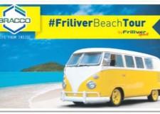 Riviera Adriatica. Da Grado a Senigallia 15 tappe del Friliver Beach Tour con musica, sport, animazione, giochi e gadget.