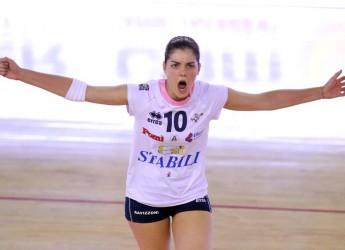 Forlì. Altro colpo di mercato per la Volley 2002. In arrivo Giulia Gibertini, libero con grande esperienza nelle serie maggiori.