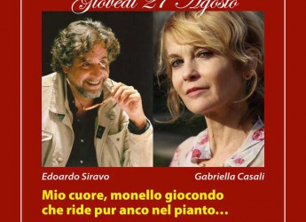 Ravenna. Gran finale per la rassegna di poesia diretta da Francesco Costantini 'O Musiva Musa' con l'omaggio a Guido Gozzano.
