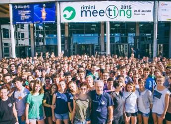 Rimini. Il Meeting per l'amicizia fra i popoli è iniziato, tutti i numeri della 36ma edizione.
