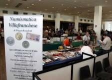 Riccione. La città ospita il 65° convegno filatelico e numismatico. Sono tre gli annulli postali realizzati per l'occasione.