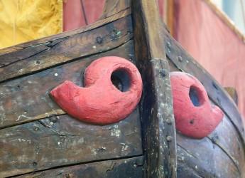 Cesenatico. Al Museo della Marineria la scuola di vela e navigazione storica.