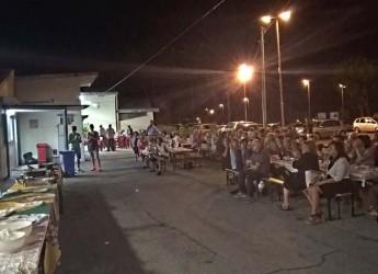 Cesena. Raccolti fondi per 1.500 euro alla cena di Pievesestina destinati ai bambini di strada del Brasile.