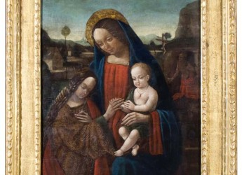 Ravenna. Al Pala de Andrè la mostra 'Ritratti e volti dal passato'. Oltre 60 dipinti, a partire dalla seconda metà XV secolo fino al XIX secolo
