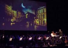 Rimini. Successo per il primo dei concerti sinfonici della 66esima Sagra Musicale Malatestiana. Protagonista la musica del cinema italiano.