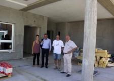 Cesena. La scuola materna di San Vittore raddoppia: ormai pronta la nuova ala di circa 315 metri quadri. Un intervento da 900mila euro.