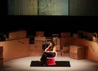 Ravenna. Lido di Classe. Spettacolo teatrale dedicato alla cultura della legalità promosso dalle associazioni di categoria.