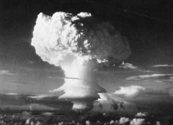 Faenza. Faenza ricorda con una breve cerimonia le bombe atomiche su Hiroshima e Nagasaki nel 70° anniversario.