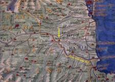 Italia. Ferrara. Il corso del fiume Po è cambiato dopo il terremoto di Ferrara del 1570. Questo il responso di uno studio OGS pubblicato sul Journal of Geophysical Research.