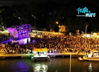 Bellaria Igea Marina. In migliaia alla Festa del Mare sul porto canale. Il ricavato della manifestazione sarà devoluto in beneficenza.