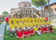 Ravenna. I giallorossi pronti a disputare uno dei gruppi più suggestivi e appassionanti dell'intera serie D. Con loro il Parma e Sky.