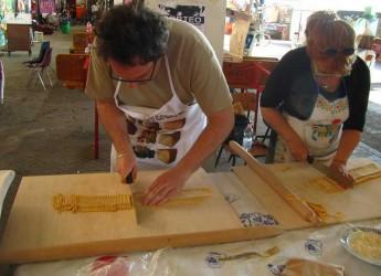 Massa Lombarda. Trentesimo sigillo per la tradizionale 'Sagra delle sfogline'. Un evento dedicato alle espressioni della tradizionale cultura gastronomica.