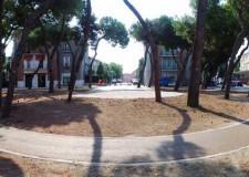 Rimini. Terminati i lavori di riqualificazione del giardino di piazzale Vannoni. L'area ritorna ai cittadini.