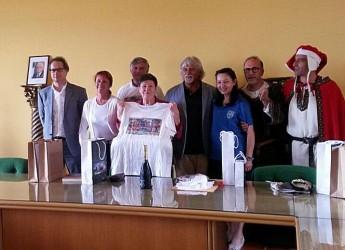 Ferrara. Tavolo di studio nell'ambito della manifestazione 'I giorni di Azzolino' sulla promozione della rievocazione storica.