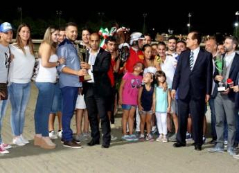 Cesena. All'Ippodromo grande cornice di pubblico per il Gran Premio Città di Cesena – Trofeo Sogliano Ambiente.