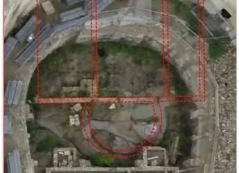 Rimini. Straordinaria scoperta archeologica sotto al Teatro polettiano. Una basilica paleocristiana che verrà resa visitabile al pubblico.