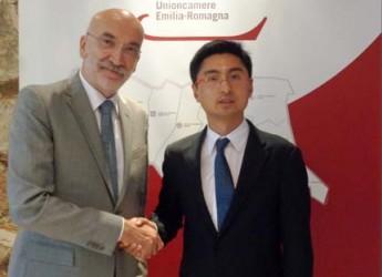 Emilia Romagna. Siglato accordo tra Unioncamere e Maylink, società che per il Governo Cinese gestisce le attività di pubbliche relazioni in occasione di Expo 2015.