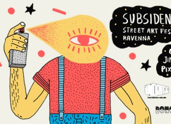 Ravenna. Al via il festival di street art 'Subsidenze'. Nuovi murales per il nuovo volto della darsena.