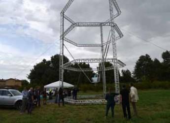 Massa Lombarda. Ecco la Big Delta di Wasp. La mega stampande 3D con sui si potranno costruire case.