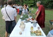 Ravenna. Russi. Area archeologica della Villa Romana una cena per scoprire il cibo nell'antichità. In programma visite e laboratori.