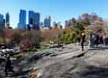 Milano. Passeggiare in autunno per le strade di New York, numerosi i walking tour tematici per i visitatori.